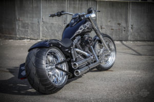 BIKE 120ScreaminEagle Skulls 001