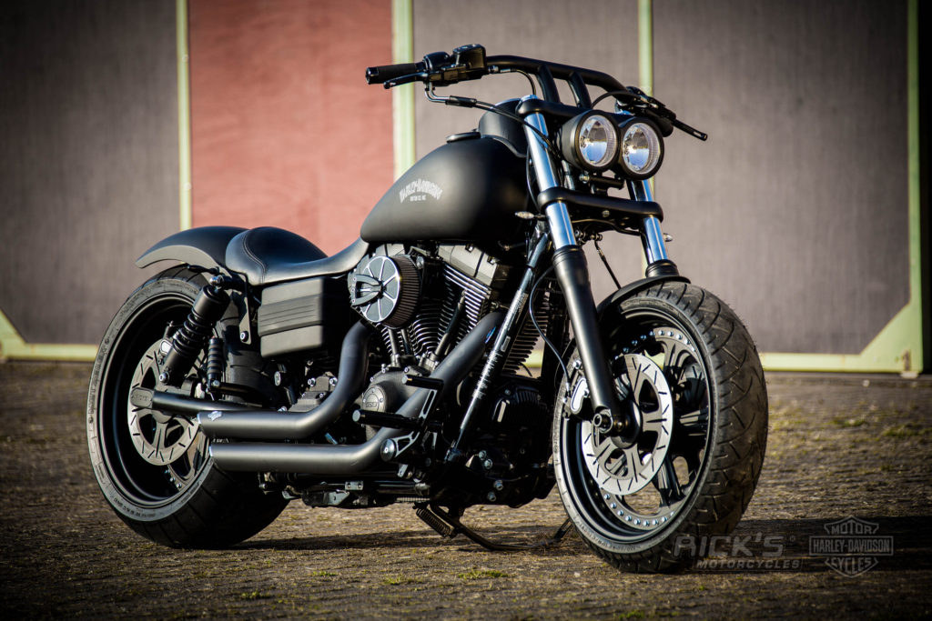 Harley Davidson Anfahrt