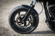 Dyna Street Bob 260 2013 schwarz glanz 035
