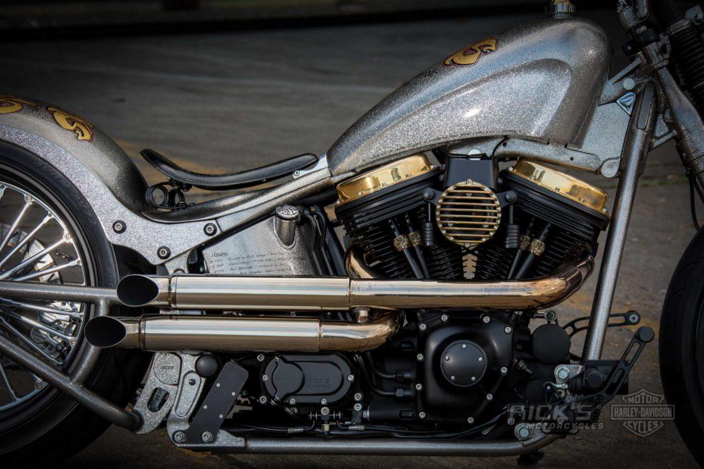 Th Harley Davidson Anniversary Sportster