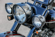 Harley-Davidson Softail Deluxe Chicano Style lampen