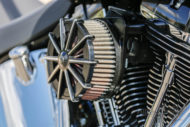 Harley-Davidson Softail Deluxe Chicano Style Luftfilter