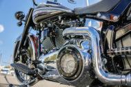 Harley-Davidson Softail Deluxe Chicano Style Primär