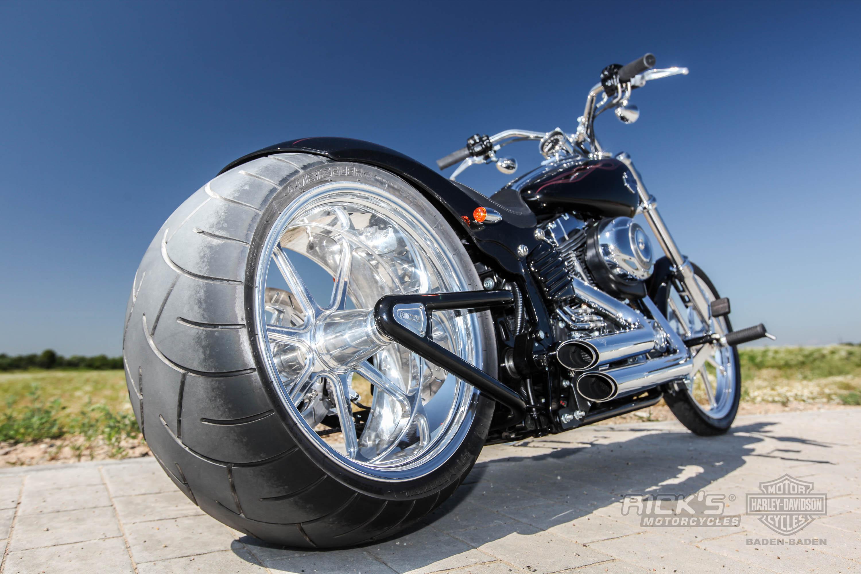 On One Bikes >> Fat Ass Rocker   Rick`s Motorcycles - Harley Davidson- Baden Baden