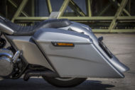 Harley-Davidson Road Glide bags