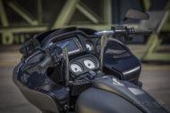 Harley-Davidson Road Glide Lenker