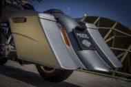 Harley-Davidson Road Glide Koffer Kit
