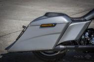 Harley-Davidson Road Glide Sidefiller