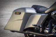 Harley-Davidson Road Glide Seat