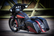 Street Glide Hot Rod Bagger
