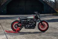 Sportster 883 Iron Custom King 008