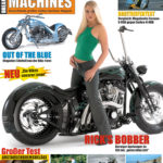 Cover Magazin Dream Machines Ausgabe 01 2003