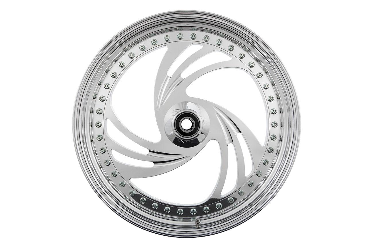 Rad design hollister dreiteilig geschraubt for Hollister design