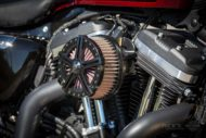 Harley-Davidson Sportster Custom Luftfilter