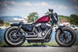 Harley-Davidson Sportster Custom