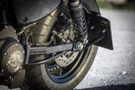 Harley-Davidson Sportster Custom Side Mount