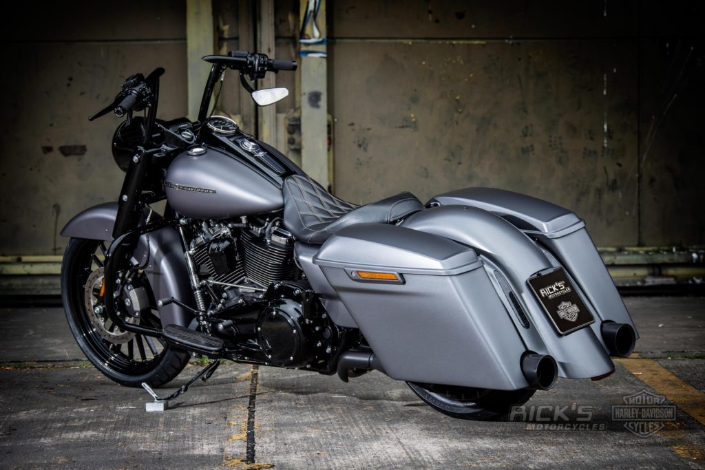 Harley Davidson Road King Special Umbau