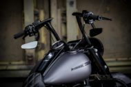 Harley-Davidson Road King Custom lenker