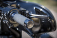 Harley-Davidson Street Glide mit 26 Zoll Vorderrad Gasgriff
