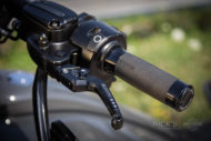 Harley-Davidson Street Glide mit 26 Zoll Vorderrad Kupplung