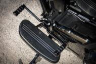 Harley-Davidson Street Glide mit 26 Zoll Vorderrad Schaltung