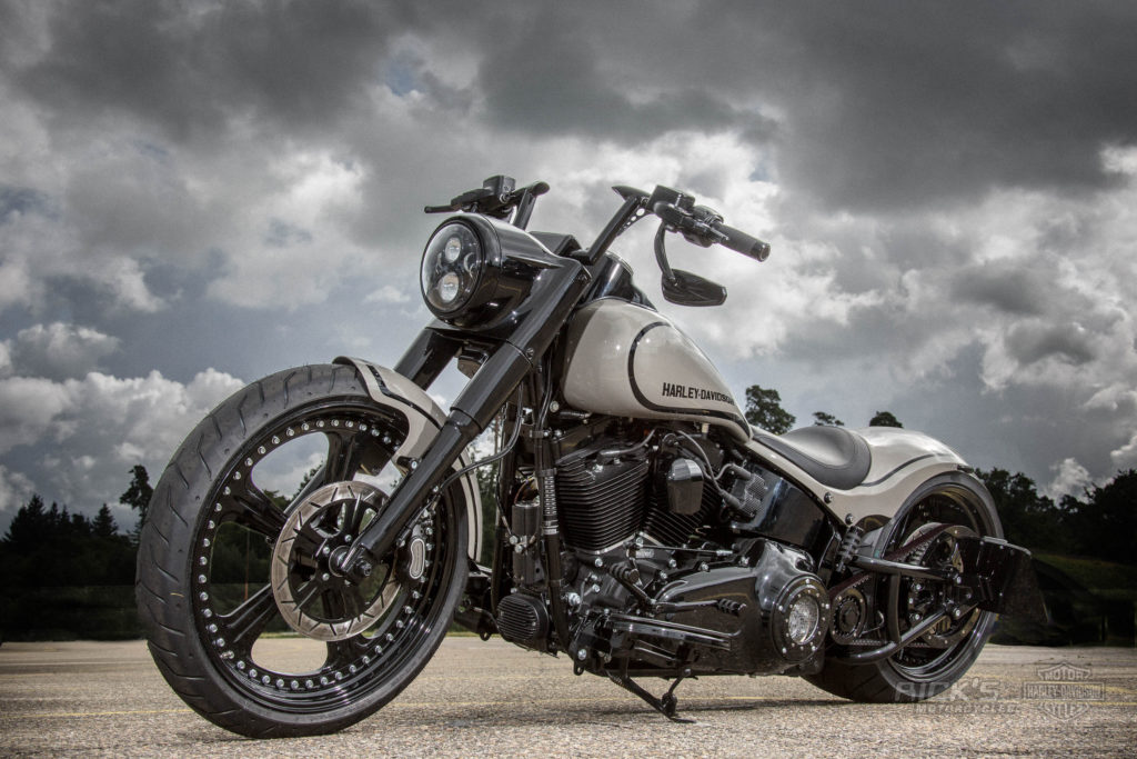 No longer Slim | Rick`s Motorcycles - Harley Davidson- Baden