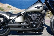 Harley-Davidson Custom Fat Boy, Modell 2018 / Milwaukee-Eight