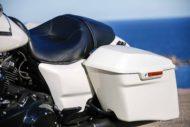 Harley-Davidson Road Glide Koffer