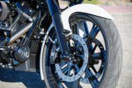 Harley-Davidson Road Glide fender