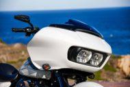Harley-Davidson Road Glide fairing