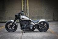 Harley-Davidson Custom Fat Boy, Modell 2018 / Milwaukee-Eight