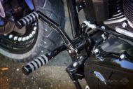 Harley-Davidson Softail Slim S Fussraste