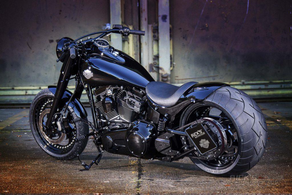 Harley Softail Slim >> Magical 300 | Rick`s Motorcycles - Harley Davidson- Baden ...