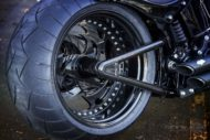 Harley-Davidson Softail Slim S Schwingenkit