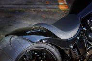 Harley-Davidson Softail Slim S Heckumbau