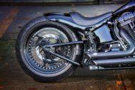 Harley-Davidson Softail Slim S heck