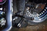 Harley-Davidson Softail Slim S Fußrastenanlage