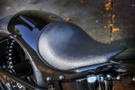 Harley-Davidson Softail Slim S Heck Fender
