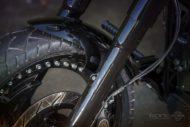 Harley-Davidson Softail Slim S Schutzblech