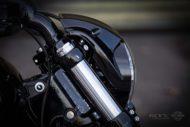 Harley-Davidson Milwaukee-Eight Breakout Model 2018 lampe