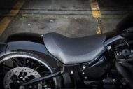 Harley-Davidson Milwaukee-Eight Breakout Model 2018 Heck fender