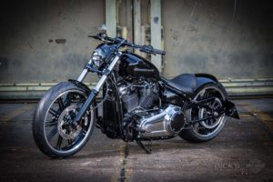 Harley-Davidson Milwaukee-Eight Breakout Model 2018