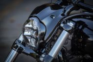 Harley-Davidson Milwaukee-Eight Breakout Model 2018 Lampenmaske