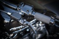 Harley-Davidson Milwaukee-Eight Breakout Model 2018 verstellbarer Kupplungshebel