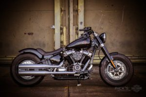 Harley-Davidson Softail Slim Modell 2018