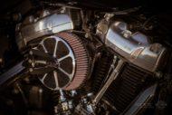 Harley-Davidson Softail Slim Modell 2018 - Ricks Luftfilter
