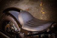 Harley-Davidson Softail Slim Modell 2018 - Sitzbank
