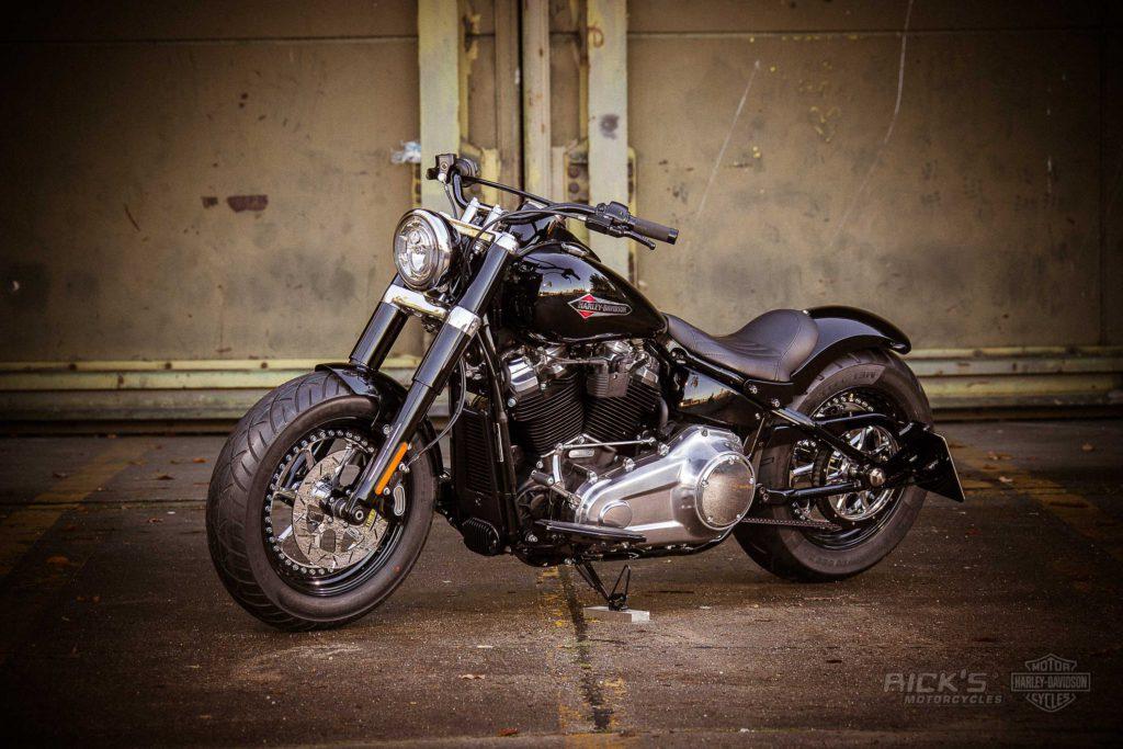 2018 Slim-Liner | Rick`s Motorcycles - Harley Davidson ...