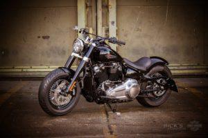 Harley-Davidson Softail Slim Modell 2018 - 0