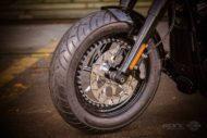 Harley-Davidson Softail Slim Modell 2018 - Vorderrad